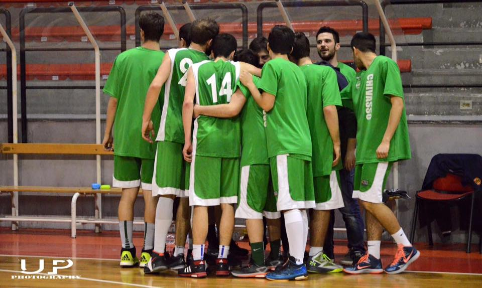 GENEABIOMED Chivasso – San Maurizio Jacks 78-69 (2-0)
