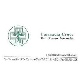 ASD Pallacanestro Chivasso Sponsor Farmacia Croce