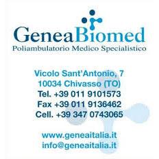 A.S.D.P. Chivasso Sponsor GeneaBiomed