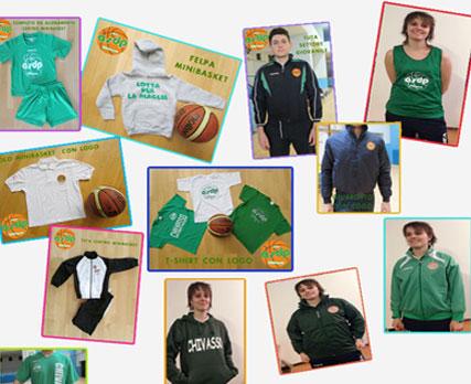 Pallacanestro Chivasso Merchandising 2019 2020