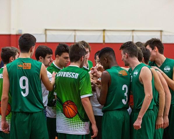 Under 18 Settimo - Chivasso 56 - 58