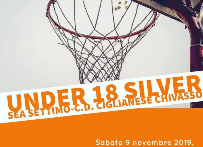 3a Giornata Under 18: Settimo - C.D. Ciglianese Chivasso