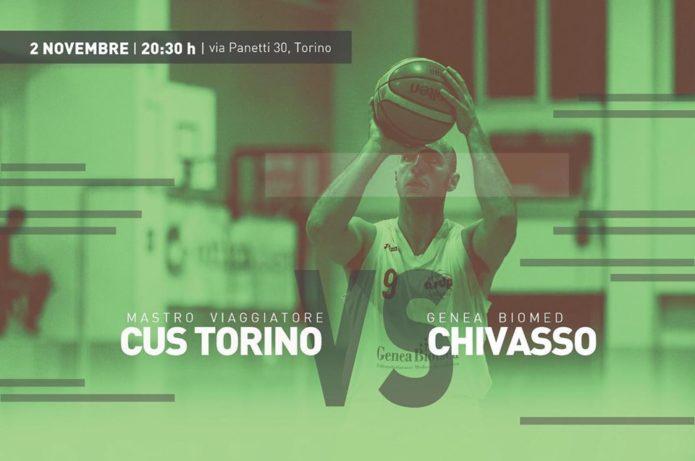 C Silver 6a Giornata Cus Torino - GeneaBiomed Chivasso