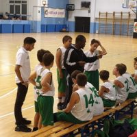 Under 14 Venarioa - Chivasso 77 - 23