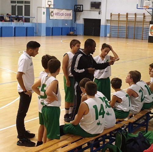 Under 14 Venarioa - Chivasso 77 - 23