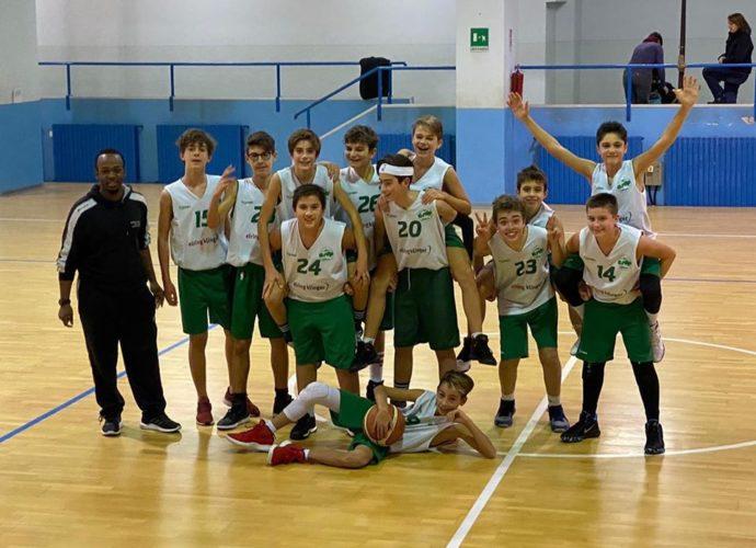 U14 7a Chivasso - Castellamonte 70 - 43