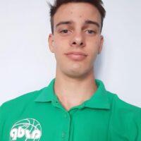 Lorenzo Salvoni, istruttore del gruppo pulcini