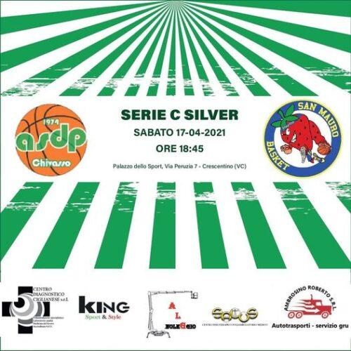 c silver 6a chivasso san mauro