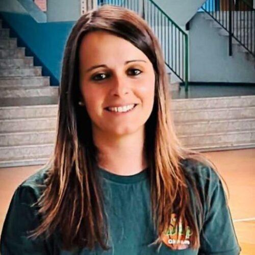 Elisa Cena istruttrice Esordienti